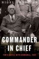 COMMANDER IN CHIEF : FDR