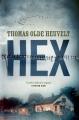 [Hex<br / >Thomas Olde Heuvelt   translated by Nancy Forest-Flier.]