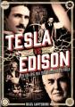 TESLA VS  EDISON : THE LIFE-LONG FEUD THAT ELECTRIFIED THE WORLD