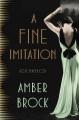 [A fine imitation<br / >Amber Brock.]