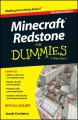MINECRAFT REDSTONE FOR DUMMIES : PORTABLE EDITION