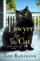 [Lawyer for the cat<br / >Lee Robinson.]