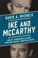 IKE AND MCCARTHY : DWIGHT EISENHOWER