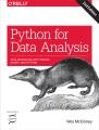 PYTHON FOR DATA ANALYSIS : DATA WRANGLING WITH PANDAS, NUMPY, AND IPYTHON