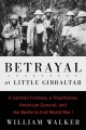 BETRAYAL AT LITTLE GIBRALTAR : A GERMAN FORTRESS, A TREACHEROUS AMERICAN GENERAL, AND THE BATTLE TO END WORLD WAR I