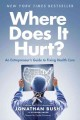 WHERE DOES IT HURT? : AN ENTREPRENEUR