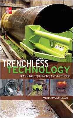 Trenchless technology : : planning- equipment- and methods