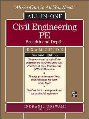 Civil engineering PE exam guide : : breadth and depth