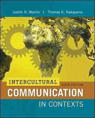 Intercultural communication in contexts /