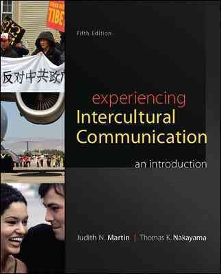Experiencing intercultural communication : an introduction /