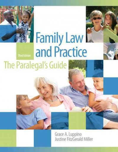 Family law and practice : the paralegal