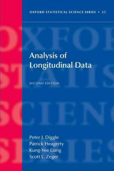 Analysis of longitudinal data /