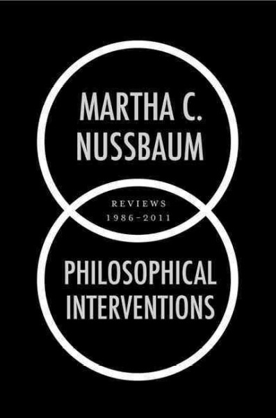 Philosophical interventions : reviews 1986-2011 /
