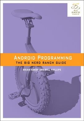 Android programming : : the Big Nerd Ranch guide