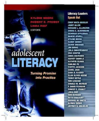 Adolescent literacy : turning promise into practice