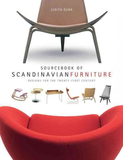 Sourcebook of Scandinavian furniture : : designs for the 21st century