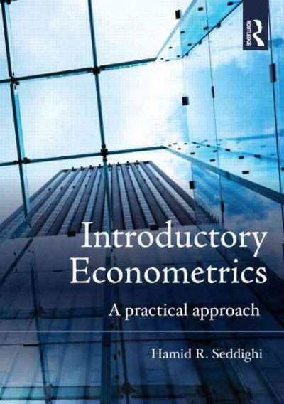 Introductory econometrics : : a practical approach