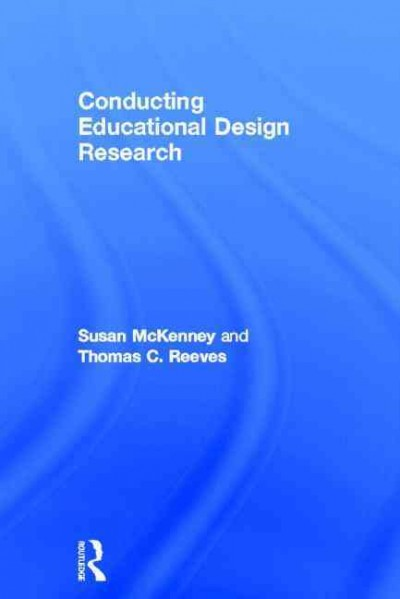 Conducting educational design research /