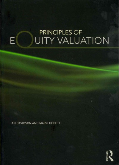 Principles of equity valuation /