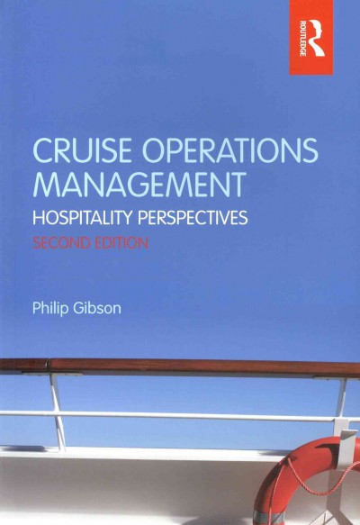 Cruise operations management : : hospitality perspectives