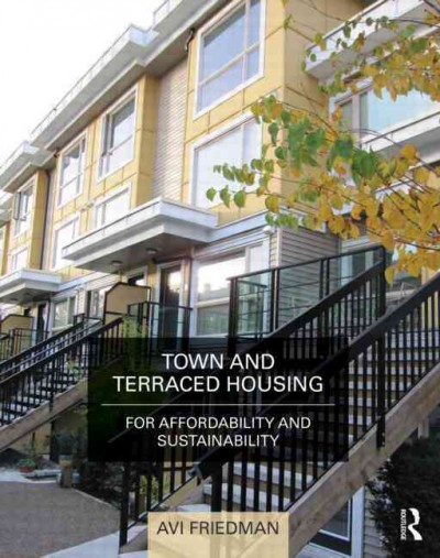 Town and terraced housing : : for affordability and sustainability