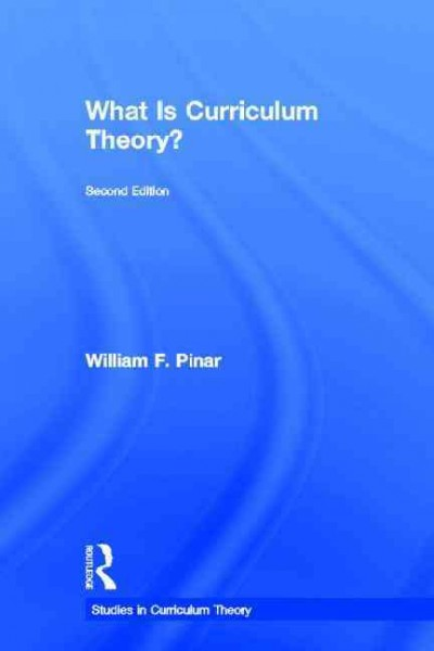 What is curriculum theory? /