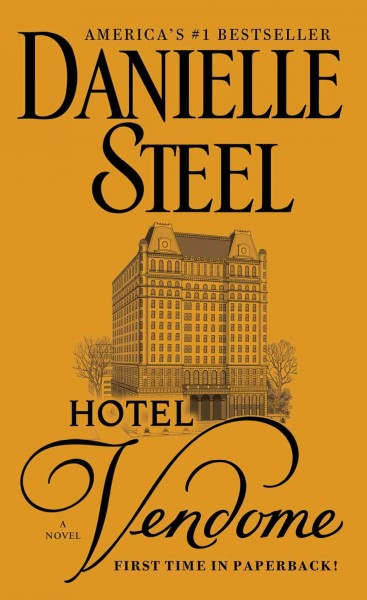 Hotel Vendôme : : a novel
