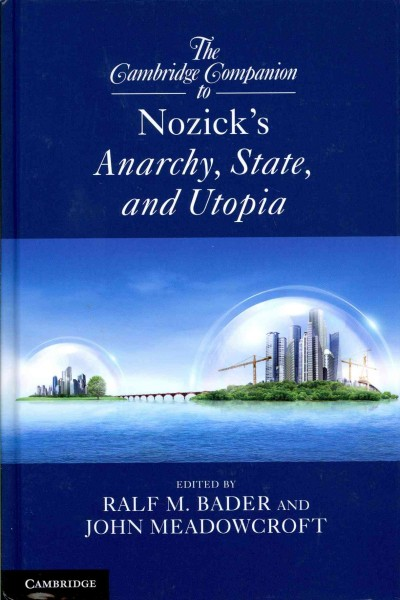 The Cambridge companion to Nozick