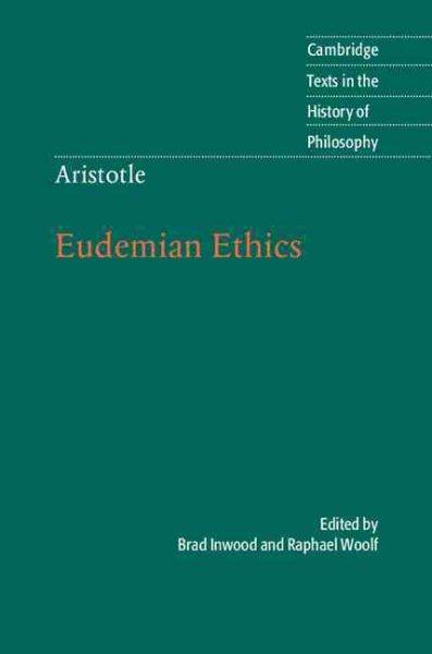 Eudemian ethics /