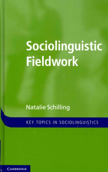 Sociolinguistic fieldwork