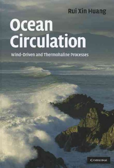 Ocean circulation : wind-driven and thermohaline processes /
