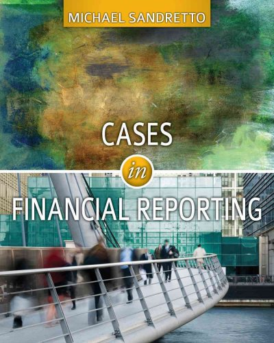 Cases in financial reporting /