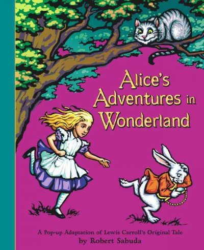 Alice Adventure in Wonderland (Simon & Shuster版)