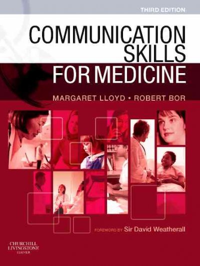 Communication skills for medicine /