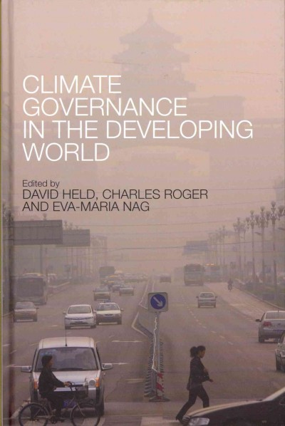 Climate governance in the developing world /