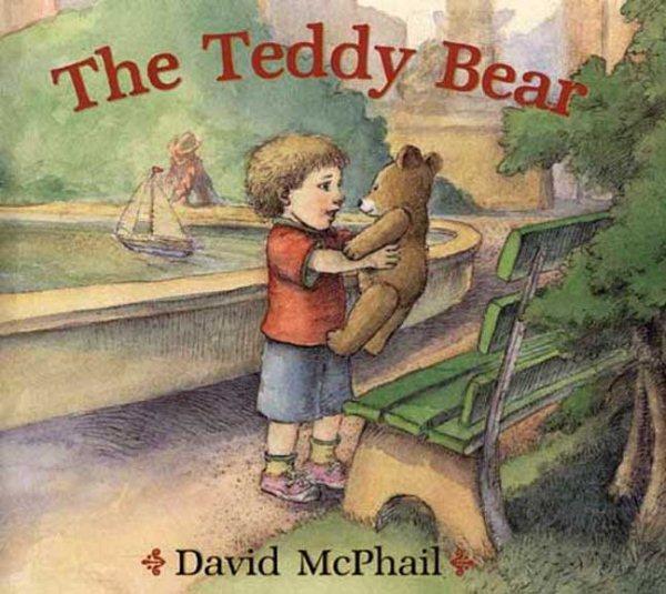 The teddy bear 封面
