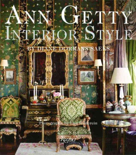 Anne Getty : : interior style