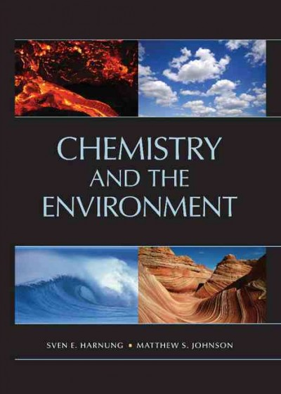 Chemistry and the environment /
