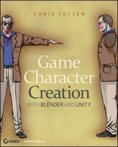 Game character creation with Blender and Unity /