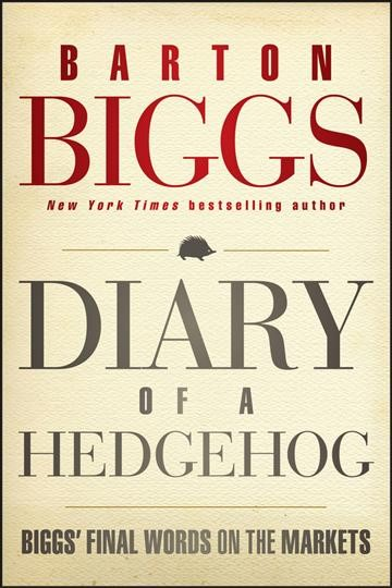 Diary of a hedgehog : : Biggs