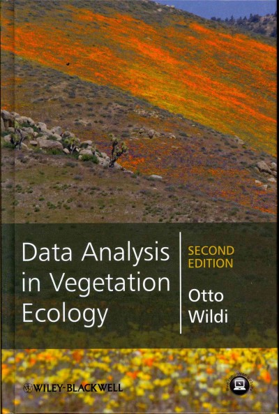 Data analysis in vegetation ecology /