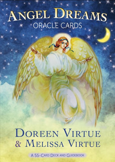 Angel dreams : : oracle cards guidebook