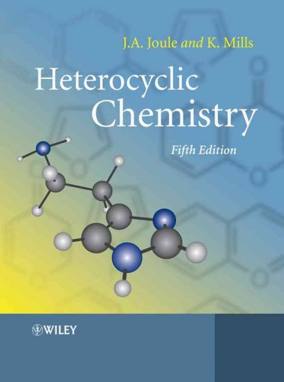 Heterocyclic chemistry /