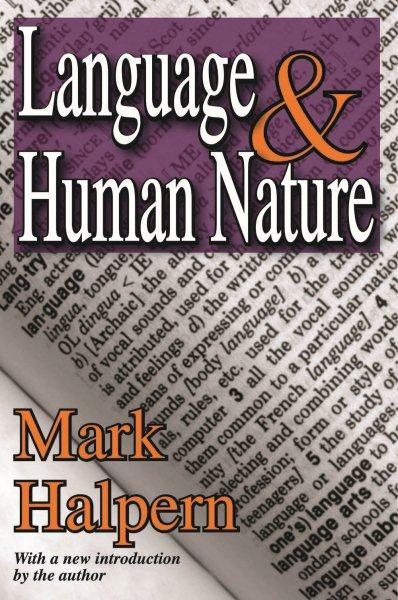 Language & human nature
