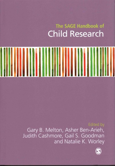 The SAGE handbook of child research /