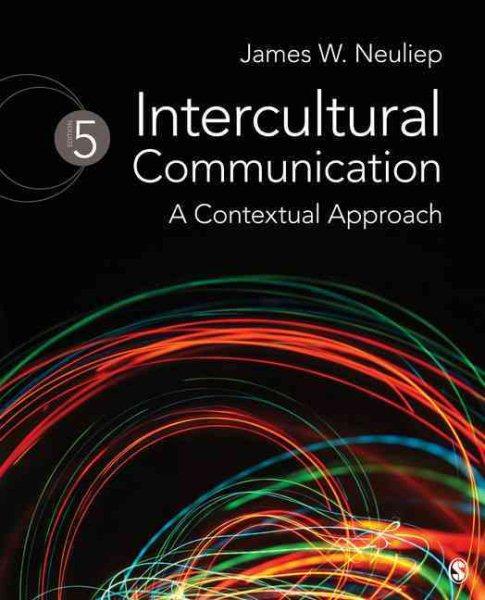 Intercultural communication : a contextual approach