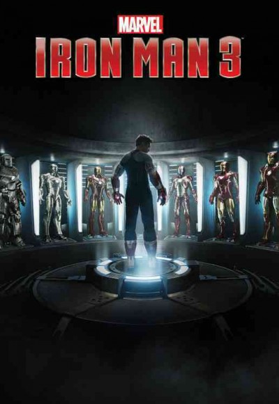 Iron Man 3 Junior Novel