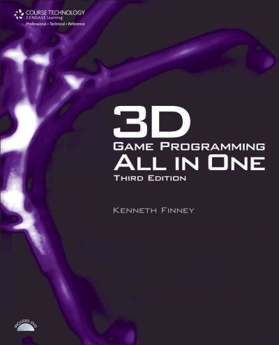 3D game programming all in one /