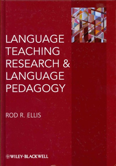 Language teaching research and language pedagogy /