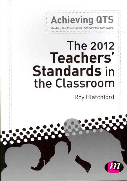 The 2012 teachers